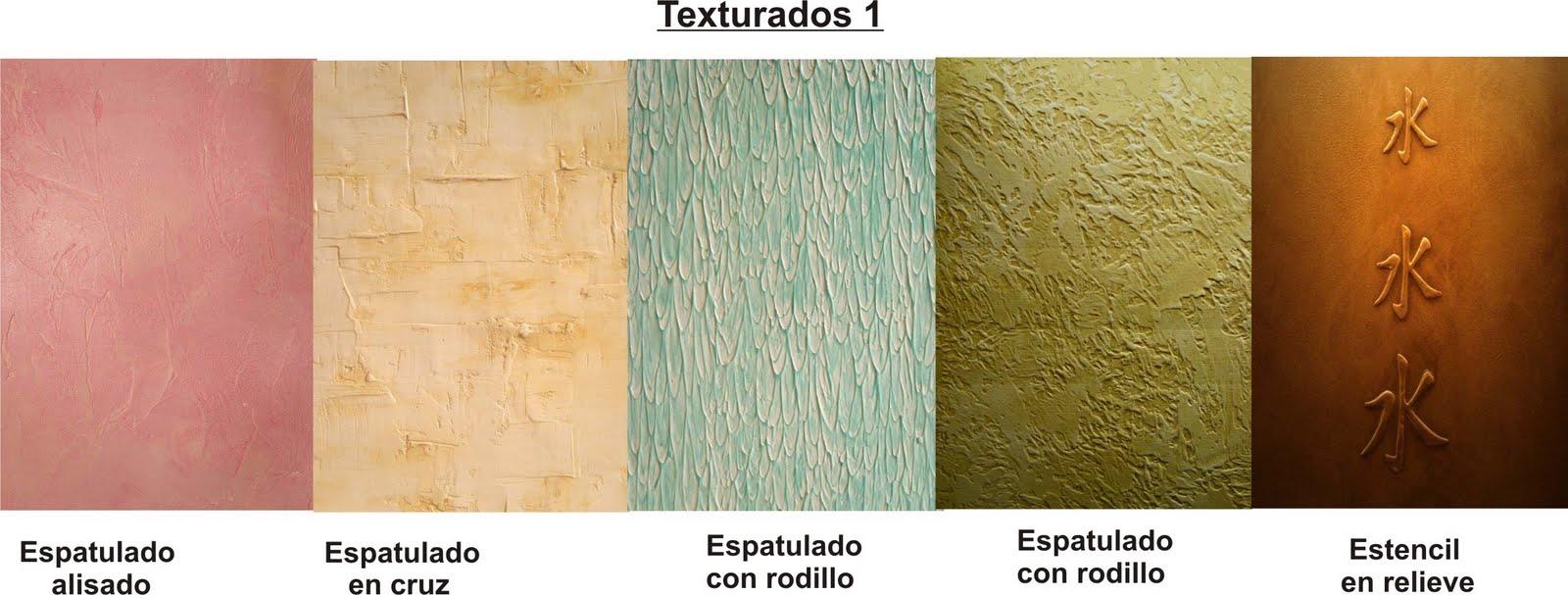 Deco Project Febrero 2011 # Muebles Texturados
