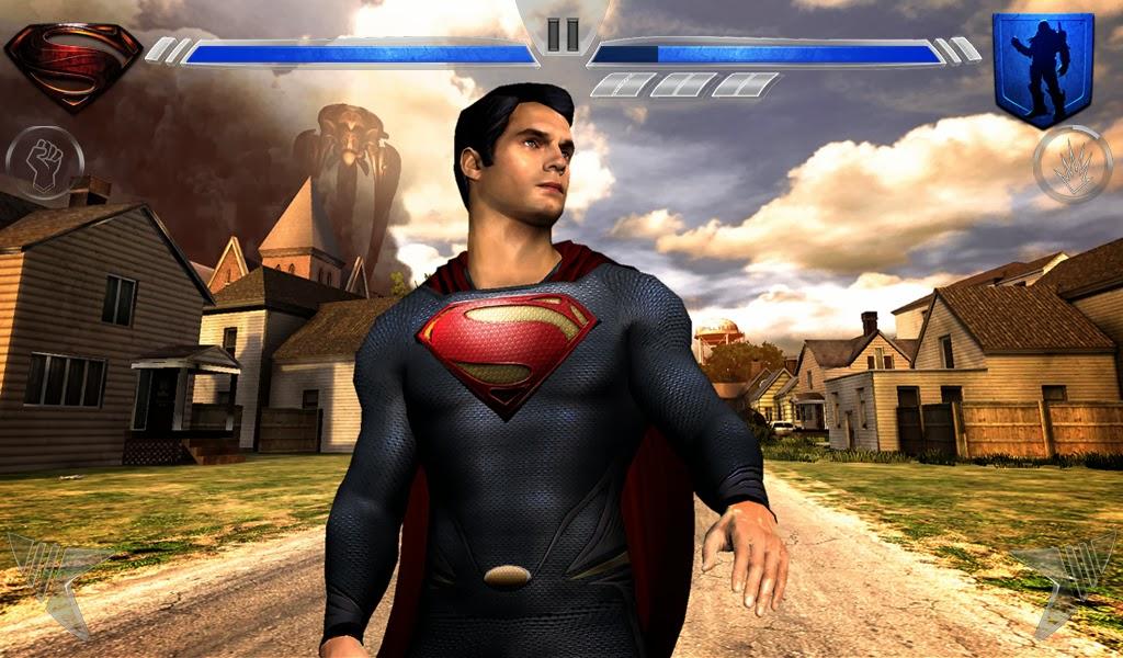 Man of Steel v1.0.21 Mod [Unlimited Keys & XP]