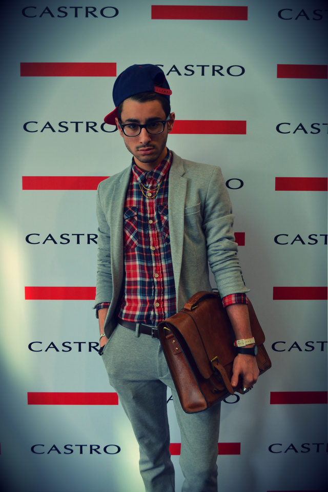 My Outfit at CASTRO – Fashion Show