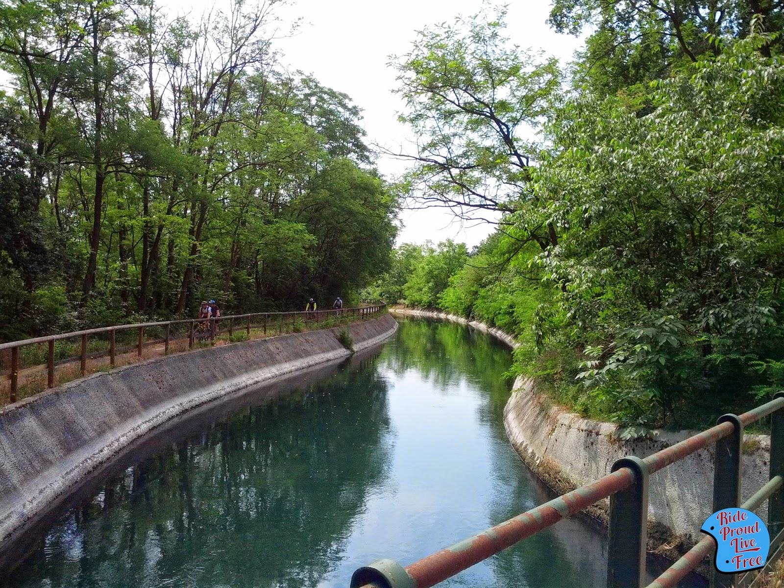 parco del ticino il ponte di barche di bereguardo