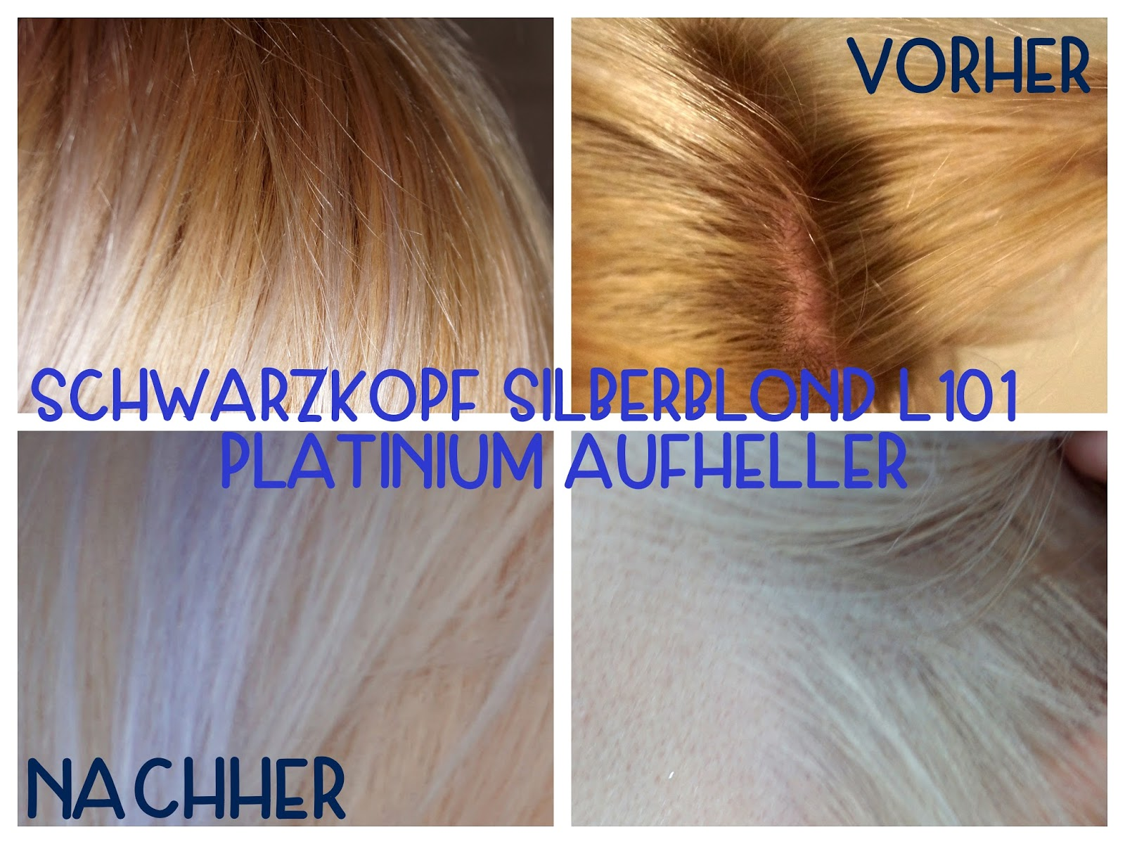 waste your time and money 100 review schwarzkopf silberblond