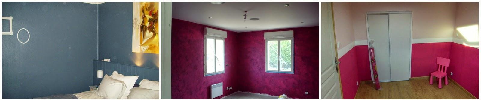 Renovation travaux peintre en batiment chambre paris entreprise de peinture paris for Peintre en batiment