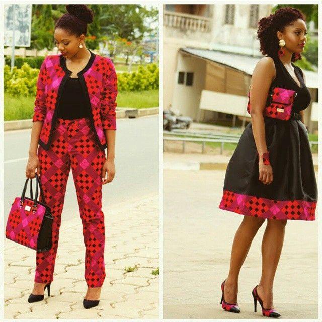 Women 39 S Dress African Ankara Designs The Click Styles