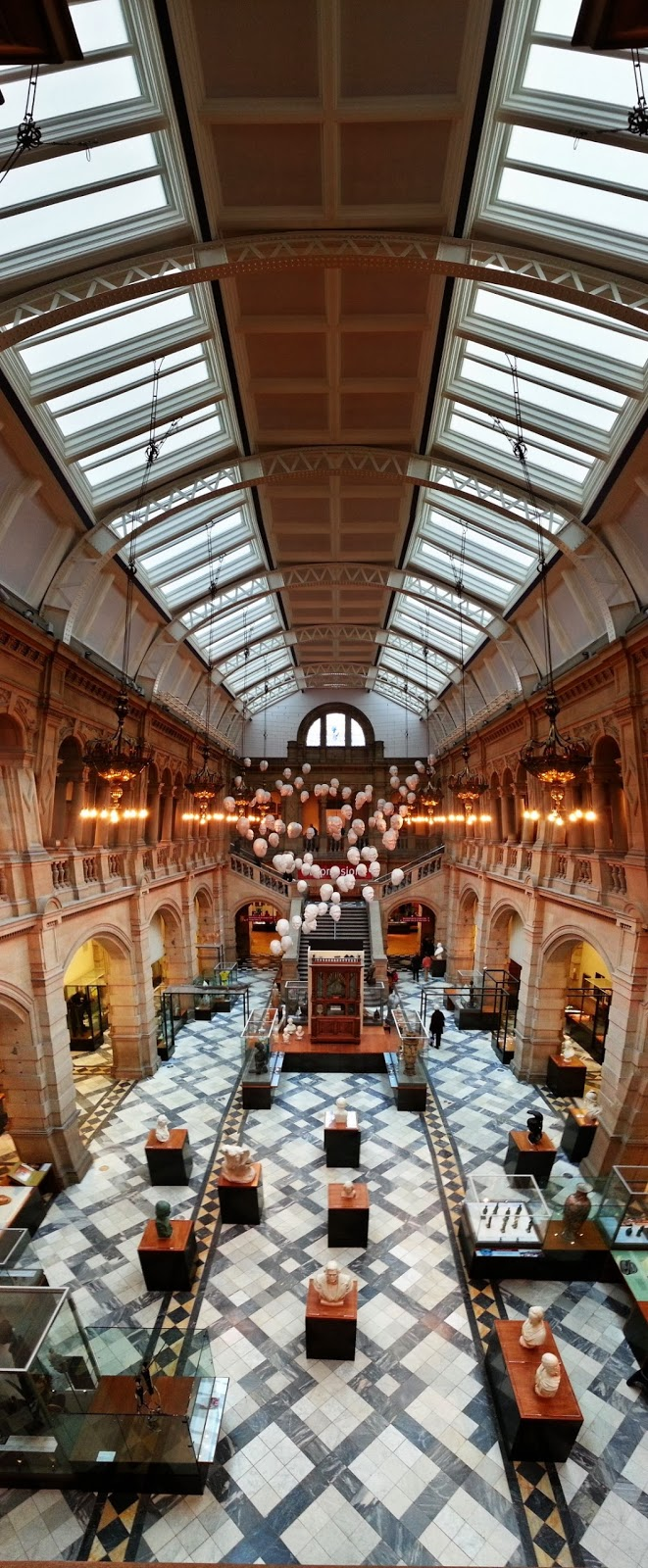 Kelvingrove Art Galleries, Glasgow