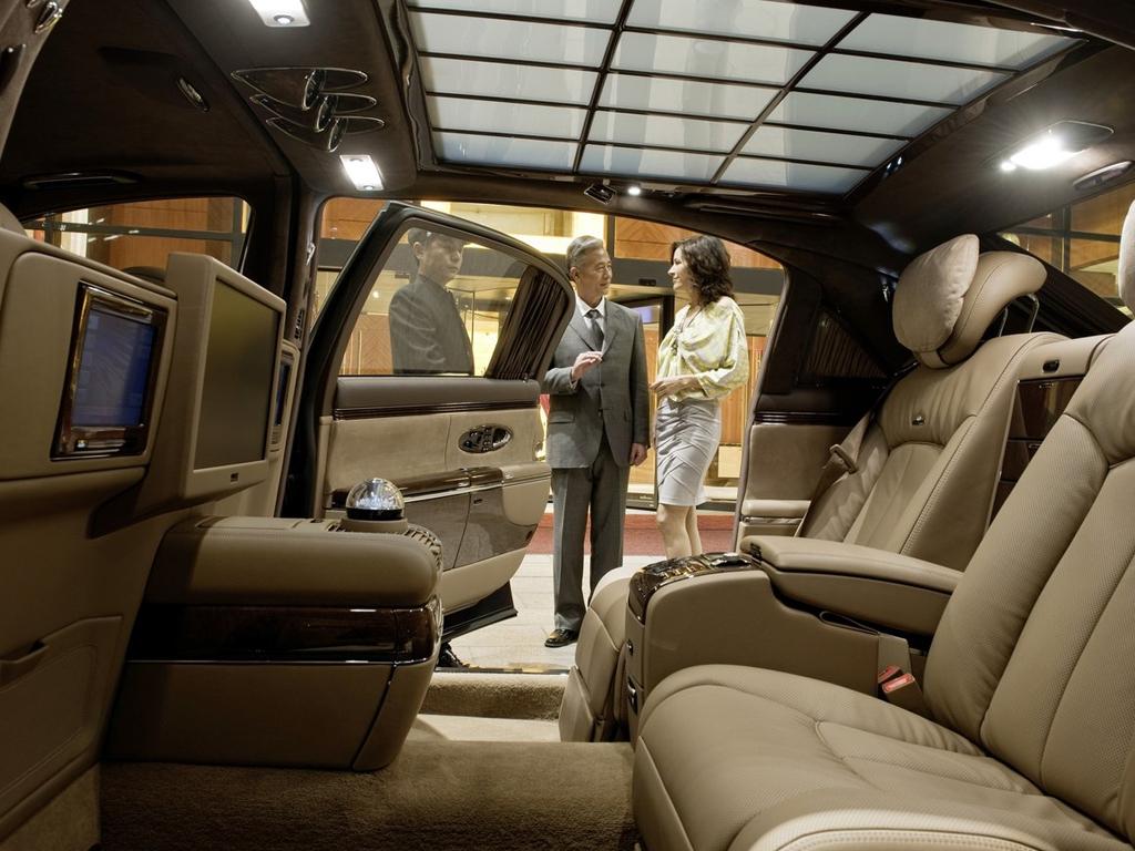 2012 Maybach 62 Sedan