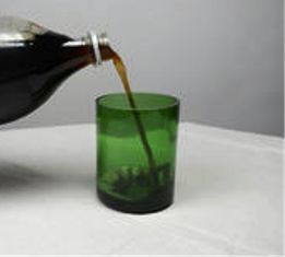 membuat gelas dari botol