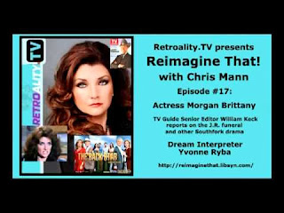 Morgan Brittany - Dallas Reimagine That Episode