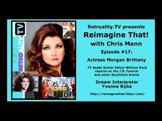 Morgan Brittany - Dallas Reimagine That Episode
