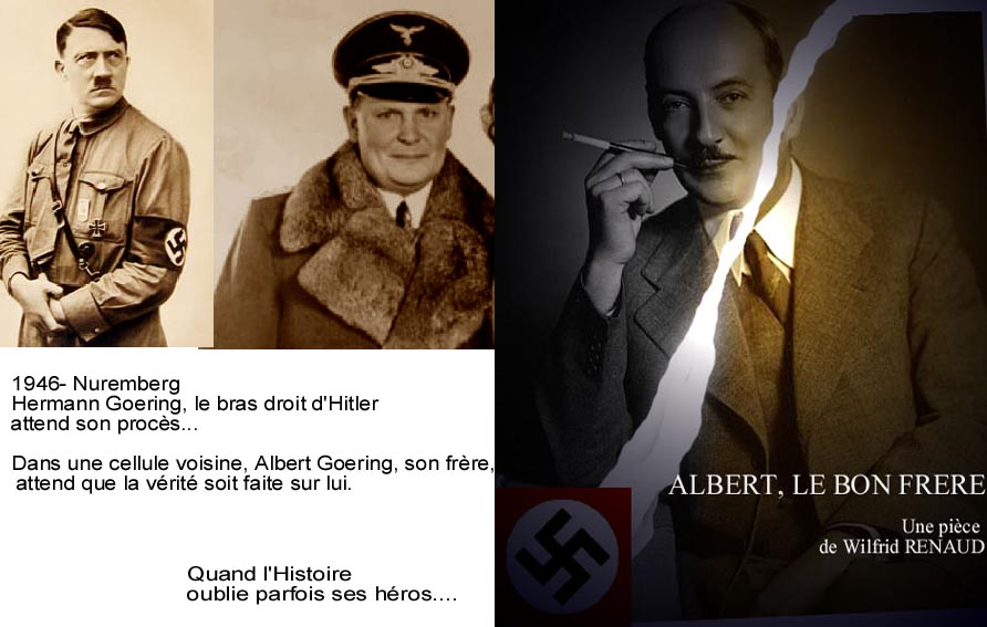 ALBERT, LE BON FRERE