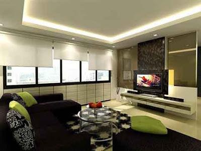 desain interior ruang keluarga rumah eropa 02