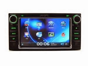Innova GPS Audio DVD Player - 7""