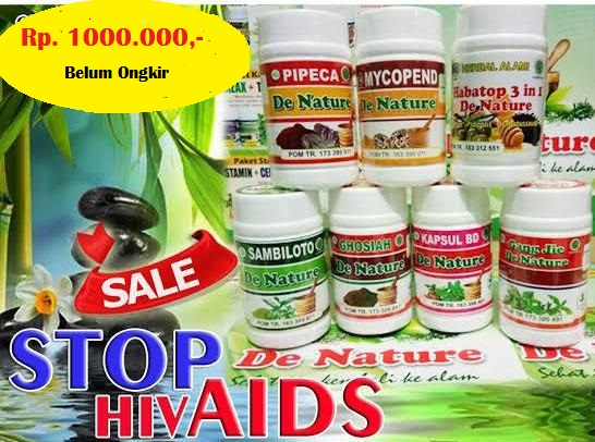 Paket Penyakit HIV AIDS