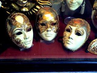 Máscaras de Carnaval 2014 2 Máscaras de Carnaval 2014