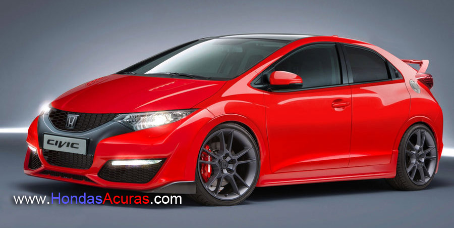 2015 honda civic type r usa turbo price specs engine. Black Bedroom Furniture Sets. Home Design Ideas