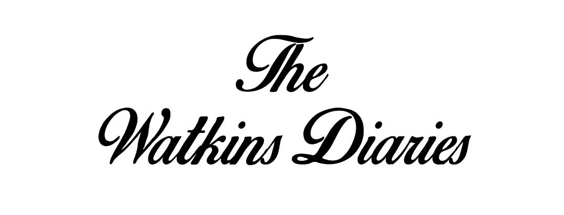 The Watkins Diaries