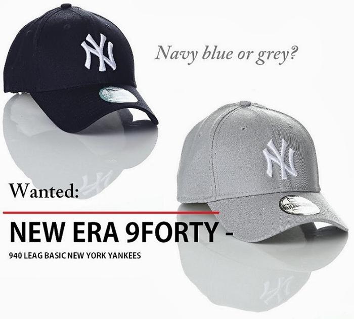 Himotuslistallani on juuri nyt klassinen New York Yankees-lippis 51e5727548