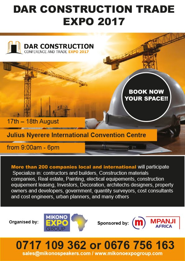 DAR CONSTRUCTION EXPO 2017