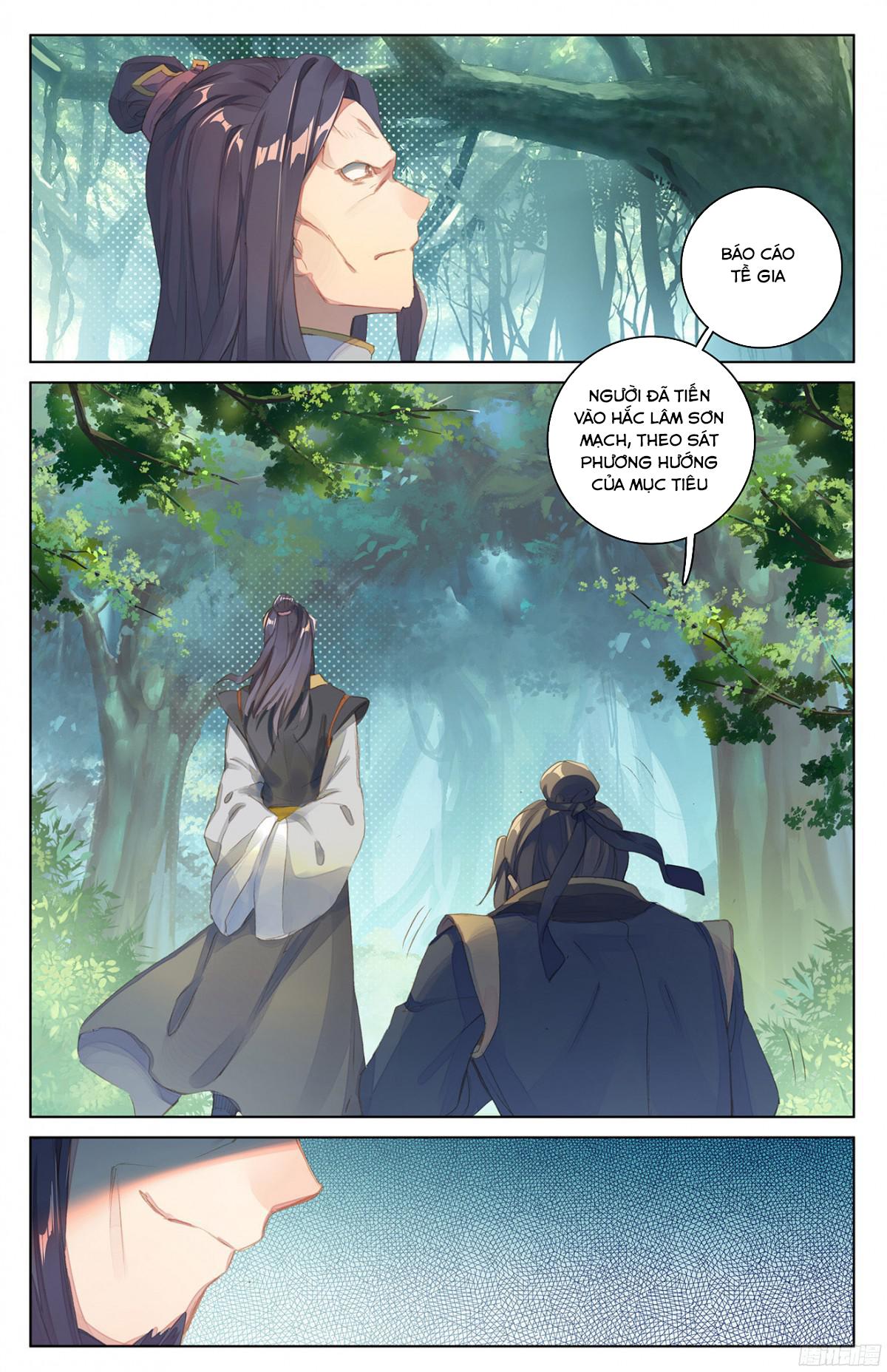 Nguyên Tôn Chapter 35 - Hamtruyen.vn
