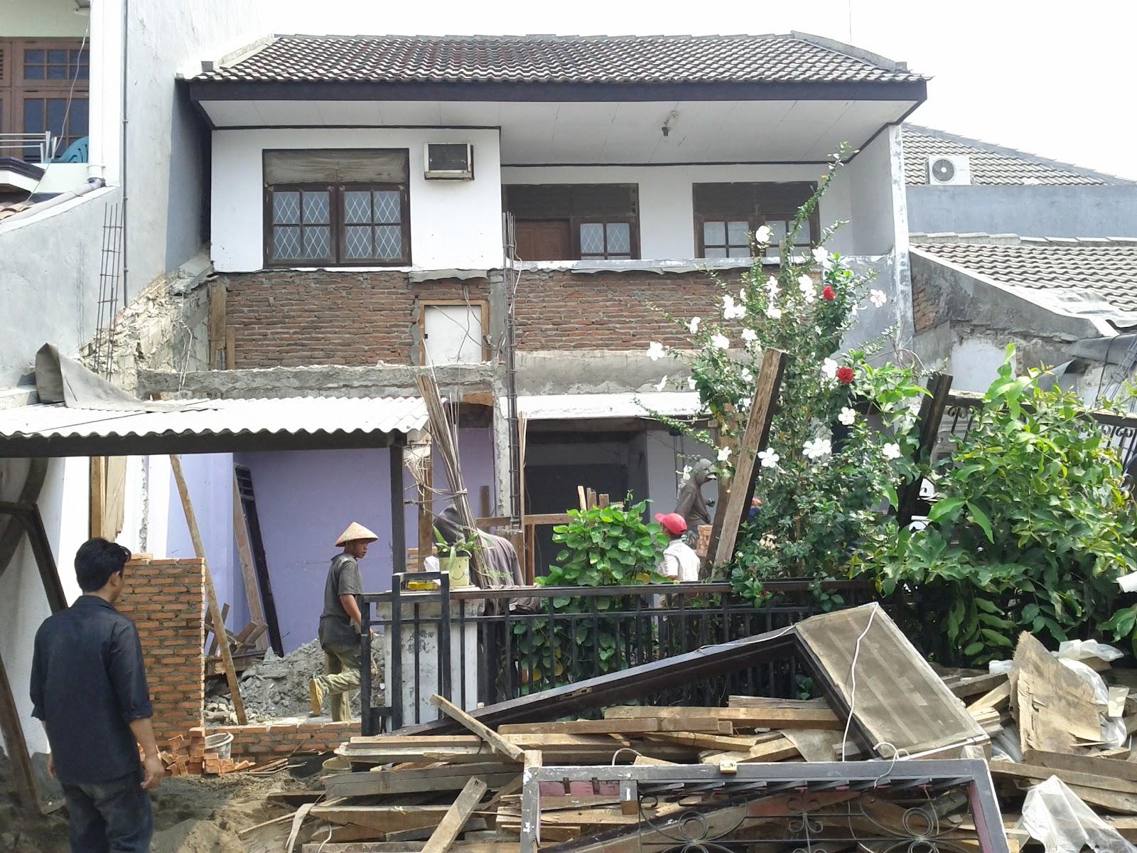 model renovasi rumah