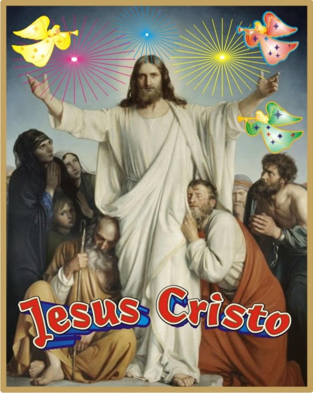 """Jesus Cristo """"O Filho Unigênito do Altíssimo"""""""