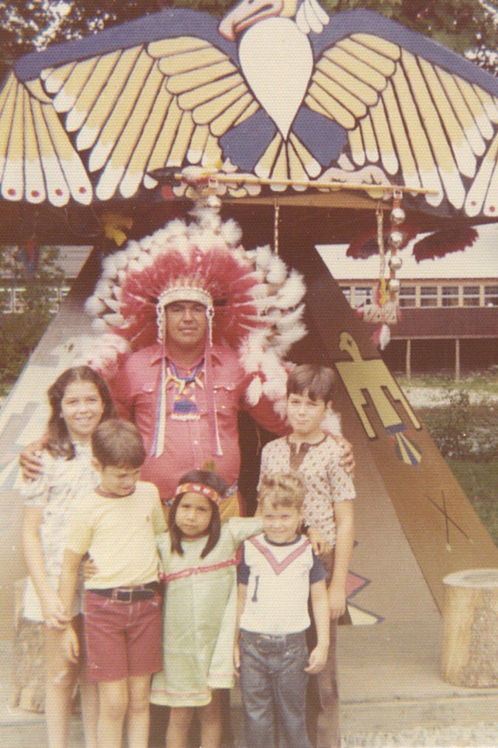 Smoky Mountains Family Vacation, 1975