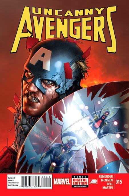 Uncanny Avengers 15Uncanny Avengers 14