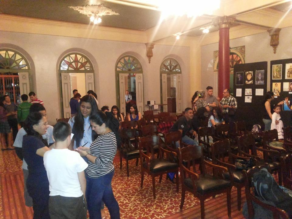 """Nueva Acrópolis impartió Conferencia """"Conocerse Más para Equivocarse Menos"""" en Teatro Nacional de Santa Ana"""