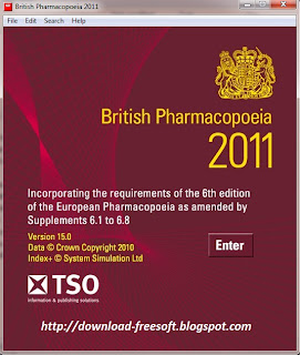 British Pharmacopoeia 2011 CD