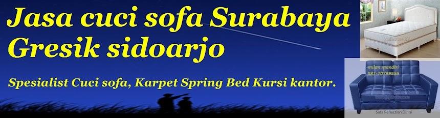 Jasa Cuci Sofa Surabaya Gresik Sidoarjo WA.081333718555
