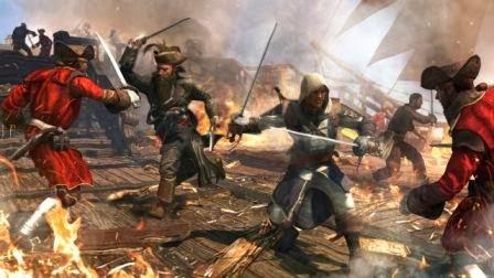 Assassins Creed IV Black Flag Full Crack PC Games Free Download