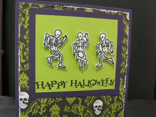 Boogie Down with a Dancing Skelton card!