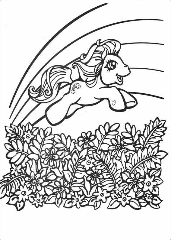 sparet er tjent heste tegninger