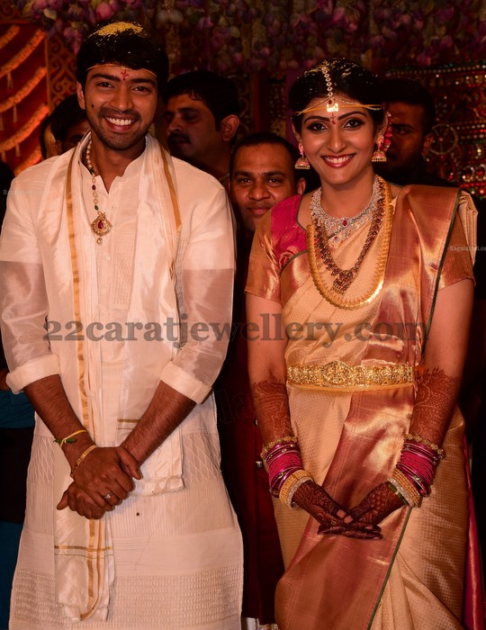 Allari Naresh Virupa Wedding