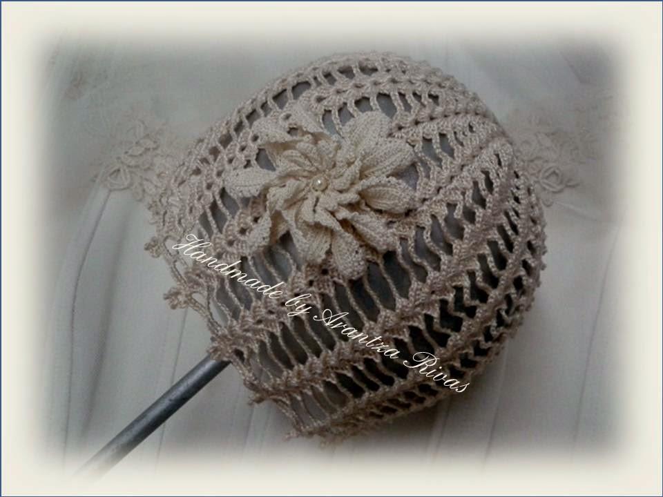 vintage bridal cap