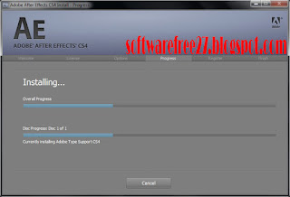 Adobe After Effect CS 4 full version