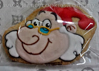 disney's jake and the neverland pirates fancy cookies mister smee