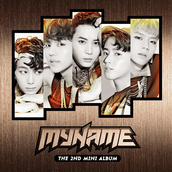Myname 2nd mini album