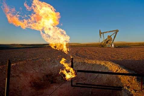 Harga Gas Bumi