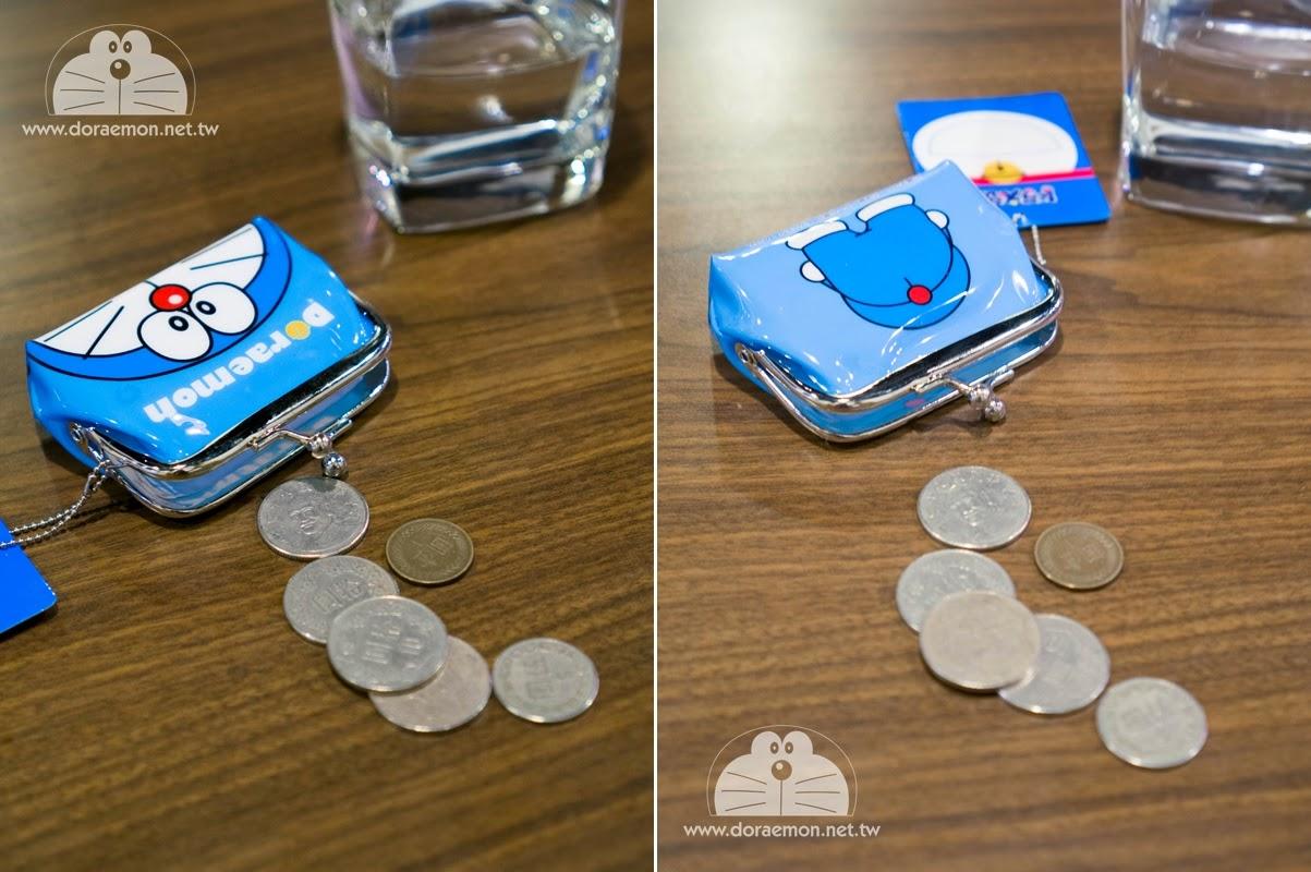哆啦a夢零錢包