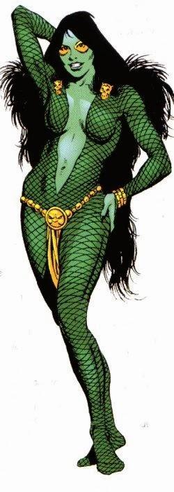 Gamora - Marvel Comics