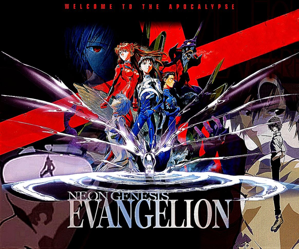 Neon Genesis Evangelion Japanese Anime Wallpapers Hd Background