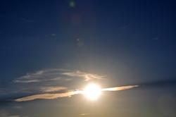 Eine Sonne wie eine Galaxis...