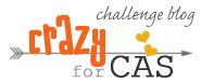 Crazy for CAS challenge blog