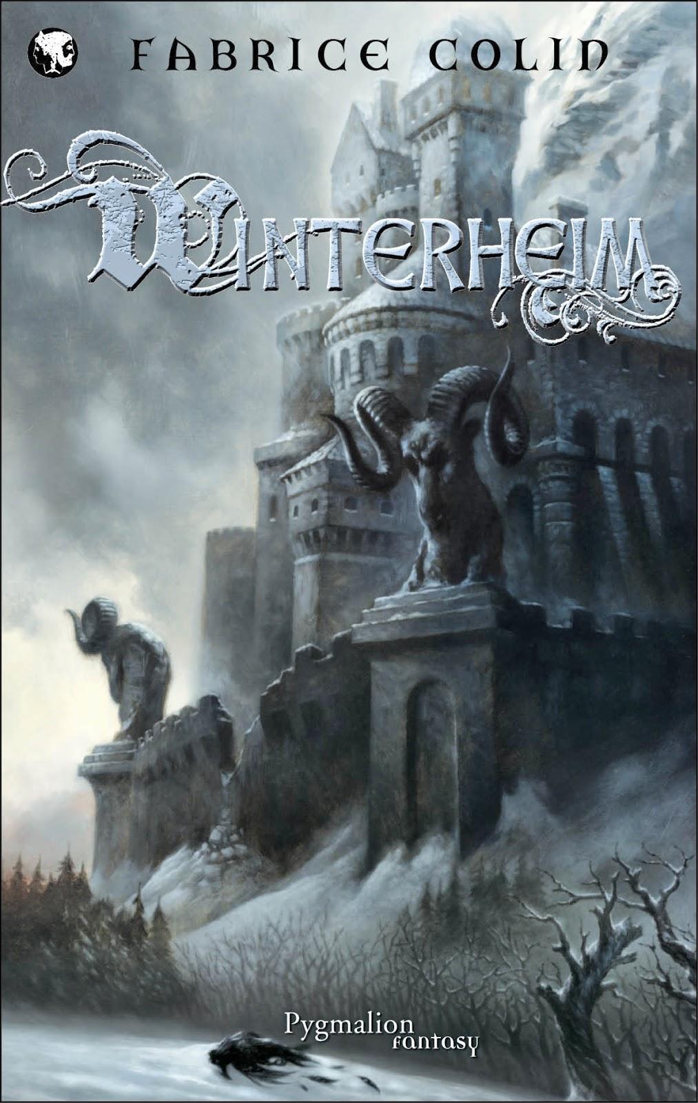 Winterheim, l'intégrale de Fabrice Colin