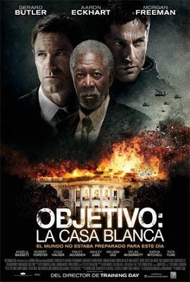 Objetivo La Casa Blanca (2013) Español Latino DVDrip