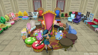 アストルティアの椅子の博物館