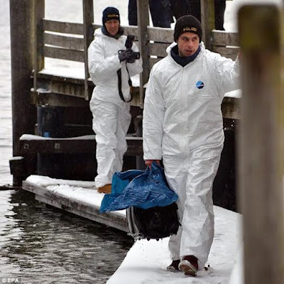 News : Police find woman's dismembered body in suitcases but it gets more bizarre