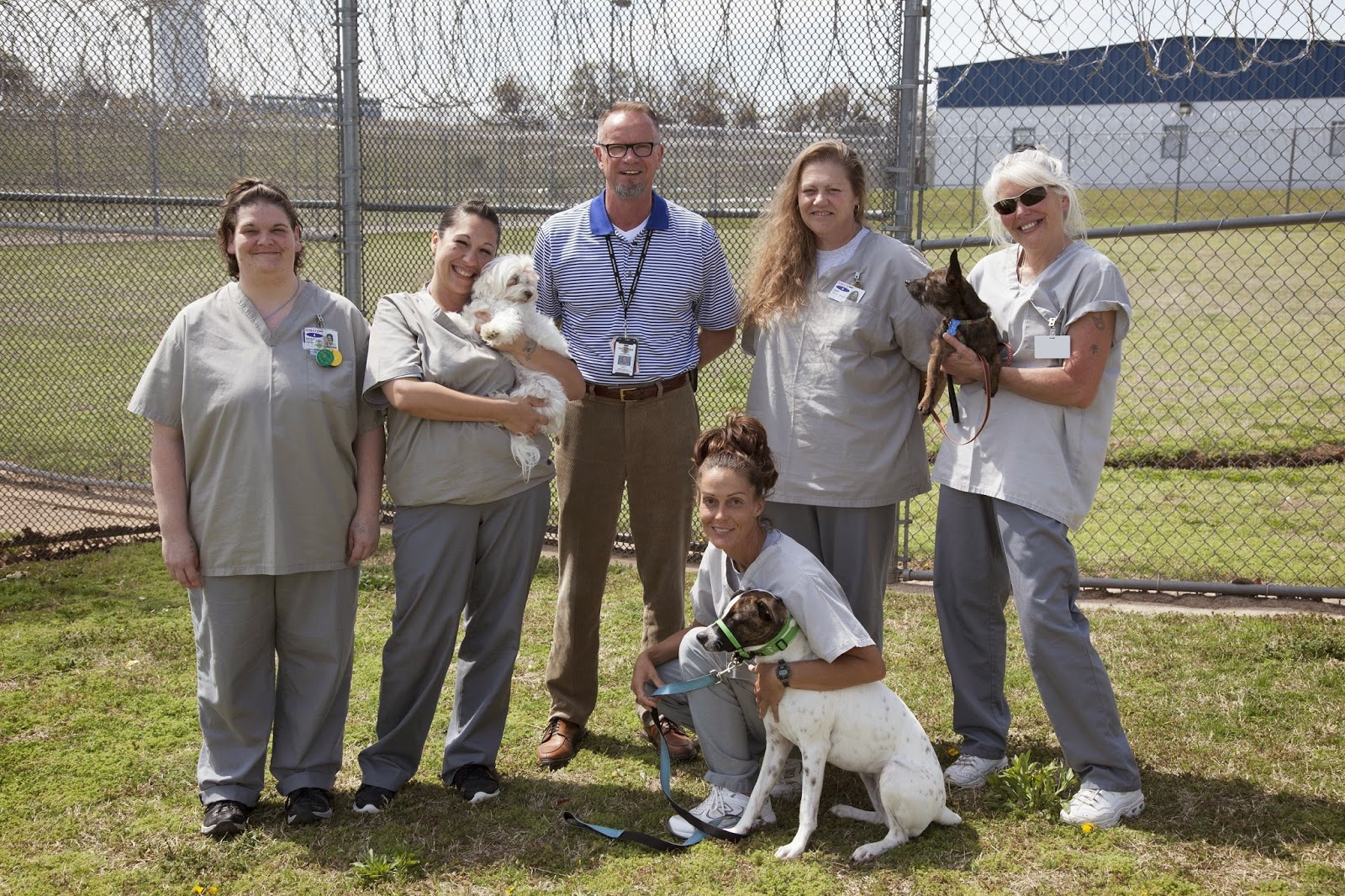 PRISON DOG PROGRAMS ~ BRIDGES and PATHWAYS of COURAGE: Guardian Angel ...