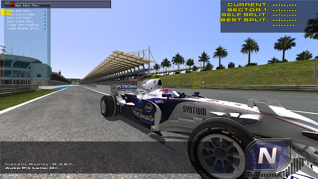 F1 2008 rFactor2