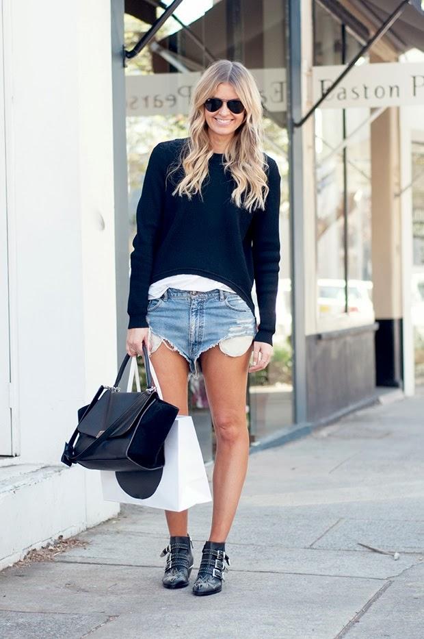 Rich Girls Blogger Style Elle Ferguson